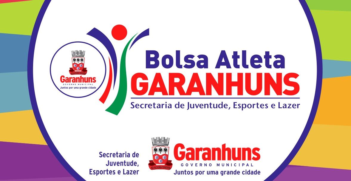 ed14dd4d5 Governo de Garanhuns divulga lista com primeiros contemplados com Bolsa  Atleta