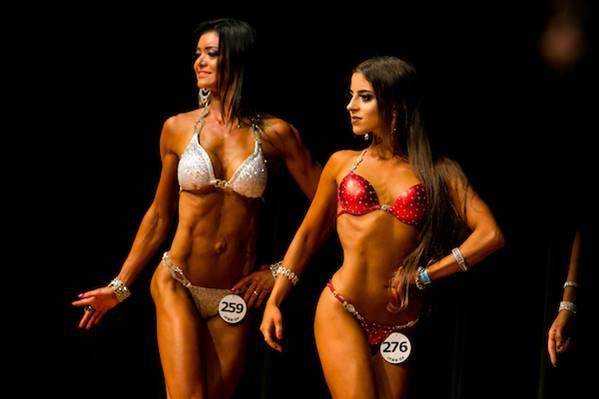 More fitness show bikinis pity