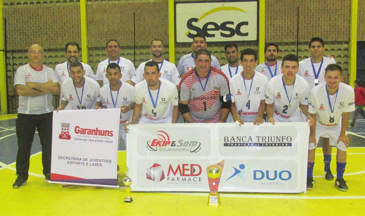 33fba8cd6 Seleção de Futsal Masculino conquista título do Campeonato dos Radialistas