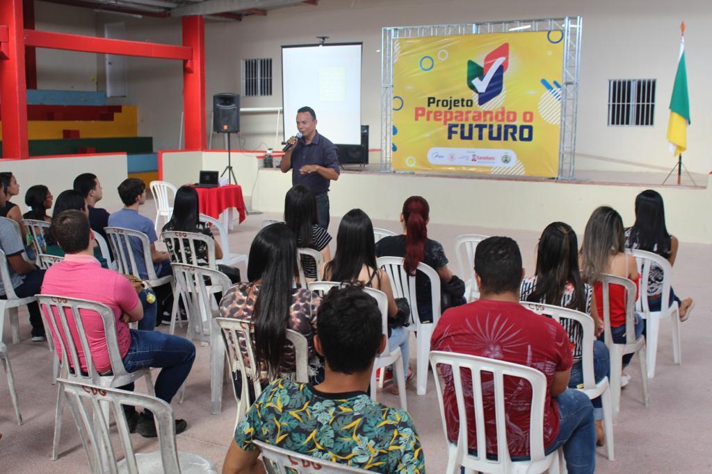 Mais De 100 Jovens Foram Capacitados Em Curso Preparatório
